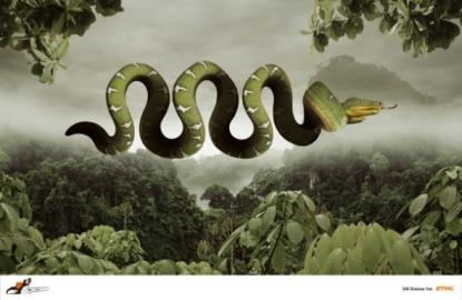 ular gergaji