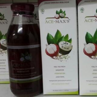 Ace-Max;s kemasan baru, ijin baru BPOM